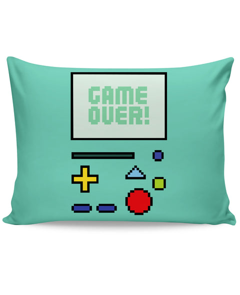 Game Over BMO Pillow Case | Pillow Cases at Mopixiestore.com