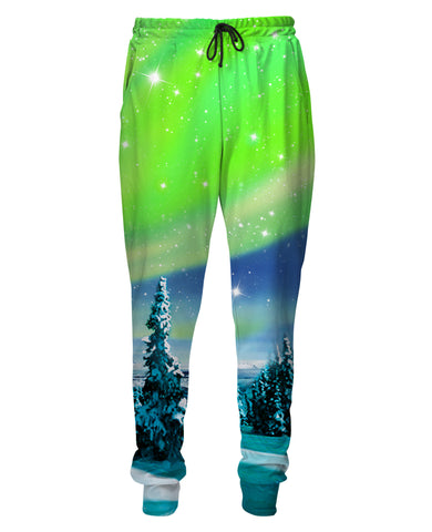 Arctic Nights Sweatpants | Joggers