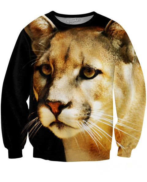 Mountain Lion Sweatshirt | Sweatshirts