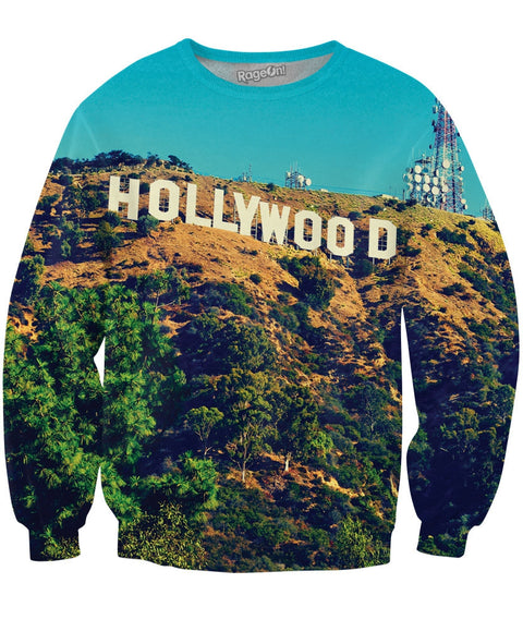 Hollywood Crewneck Sweatshirt | Sweatshirts