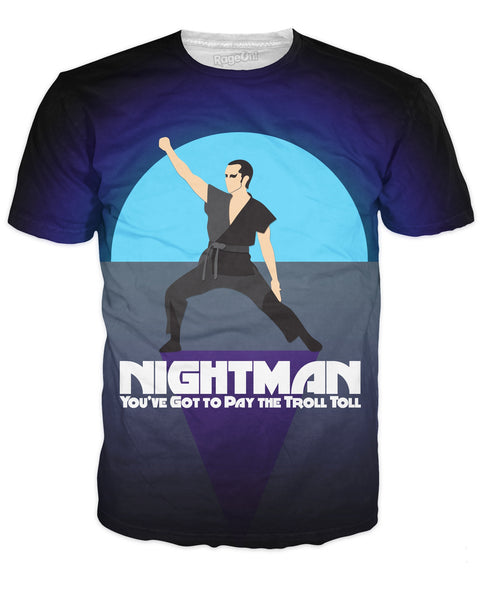 Nightman T-Shirt | T-Shirts