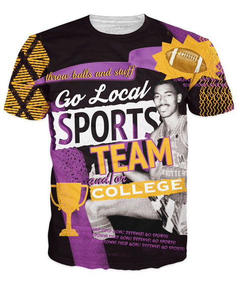 Go Local Sports! T-Shirt | T-Shirts