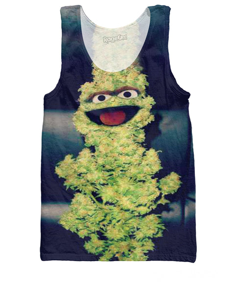 Oscar the Nug Tank Top | Tank Tops