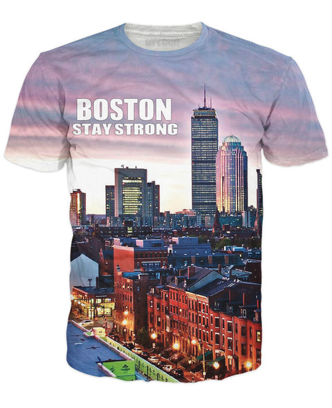 Boston Stay Strong T-Shirt | T-Shirts