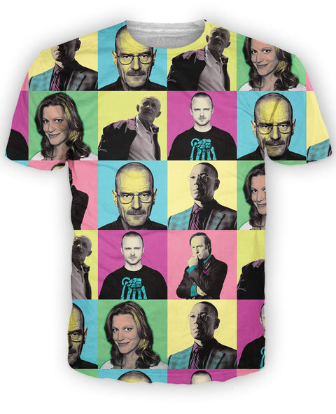 Breaking Bad T-Shirt | T-Shirts