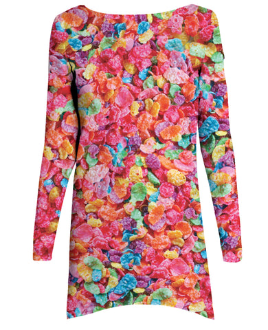 Fruity Pebbles Long-Sleeve Dress | Dresses