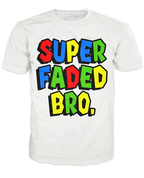 Super Faded Bro T-Shirt | T-Shirts