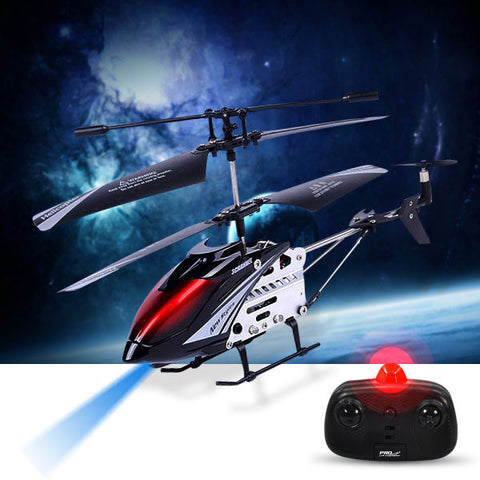 Flashlight RC Helicopters Gyro Remote Control Helicopter With Camera 3.5 Channel Aircraft  Educational Toys Gift Plane Model | Helicopter