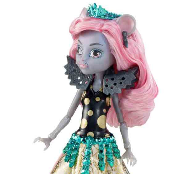 Rat Kings Daughter Monster Dolls | Toys