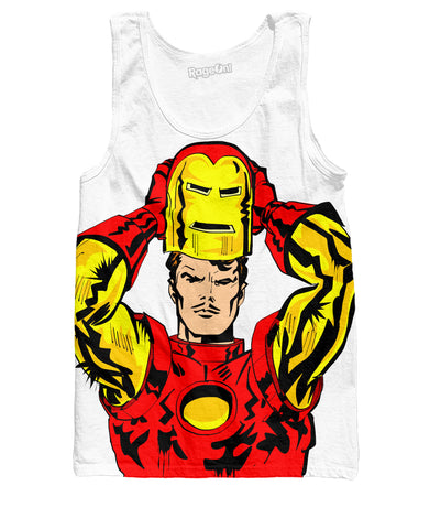 Tony Stark Tank Top | Tank Tops