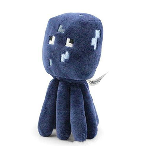 New  Minecraft  Seaworld  Squid  Animal  Plush  Soft  Toy  Doll | Plush Doll