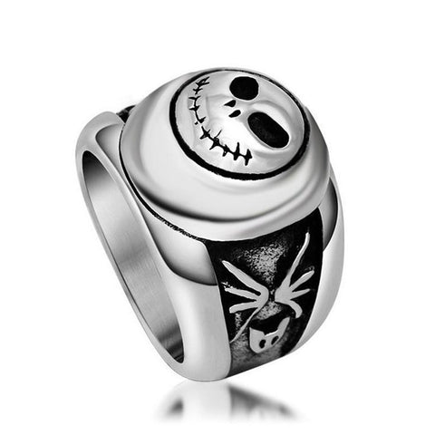 Double-Sided Skeleton Rings