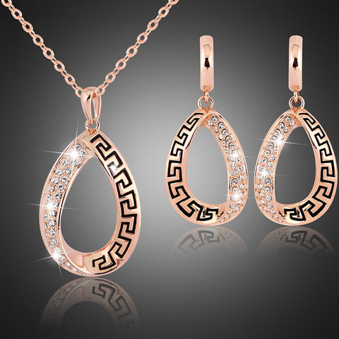 Bridal/Party Luxury Jewelry Set | Jewelry Sets