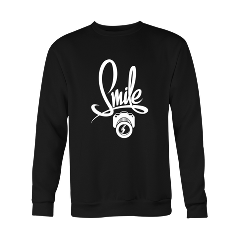 Smile Holiday Special Sweatshirt | T-shirt