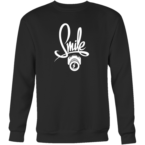 Smile Crewneck Sweatshirt