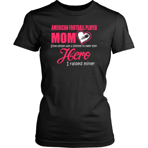 American Football Player MOM - Women's Shirts | T-shirt
