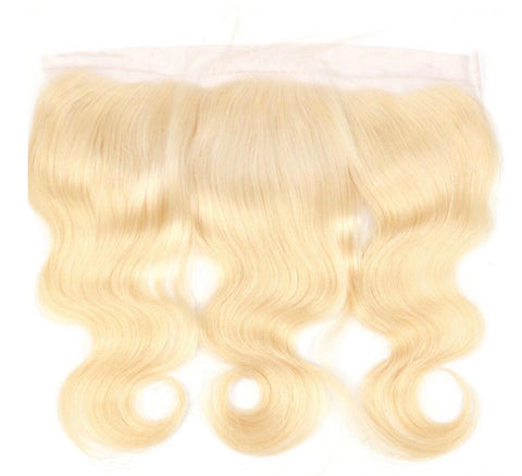 Blonde 13x4 613 Body Wave Frontal