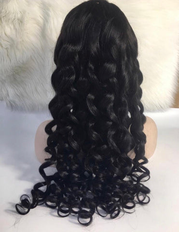 13x6 Loose Wave Lace Front Wig