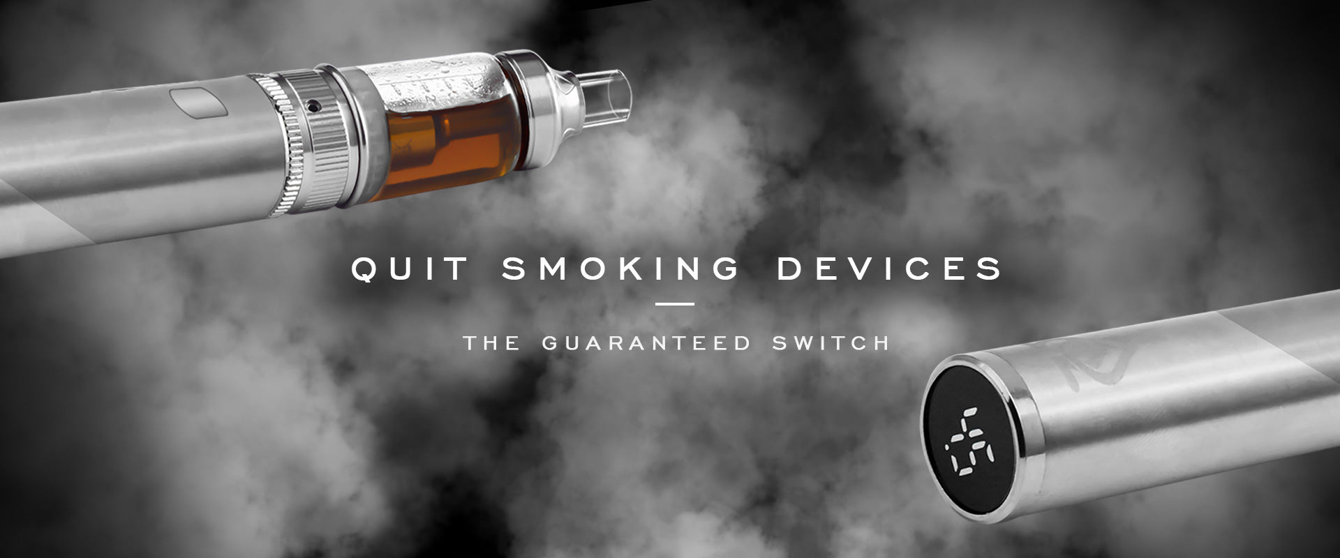 quit smoking device