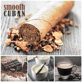 Smooth Cuban Vaping Juice Evolve Vapors