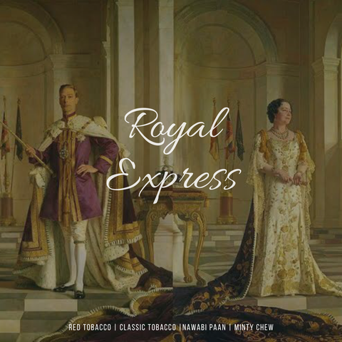 Royal Express (Pack of 4)