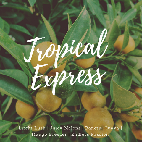 Tropical Express (Pack of 5)