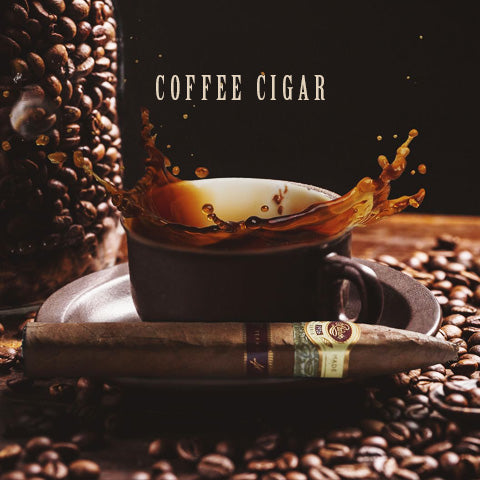 Coffee Cigar ( 50 ML )