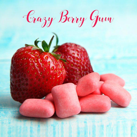 Crazy Berry Gum (50 ML)