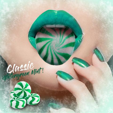 Classic Wintergreen Mint (50 ML)