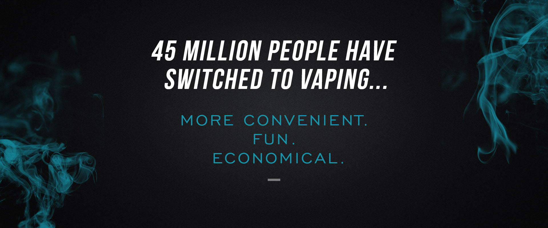 45 Million People Switched to Vaping
