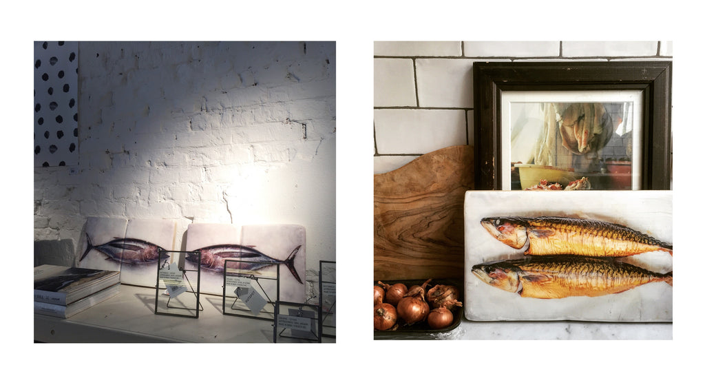 Fishes in interiors