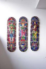 Cathedral skateboard deck 2 - stigerwoods - 3