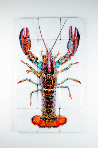 Canner lobster new version (60cm x 100cm)