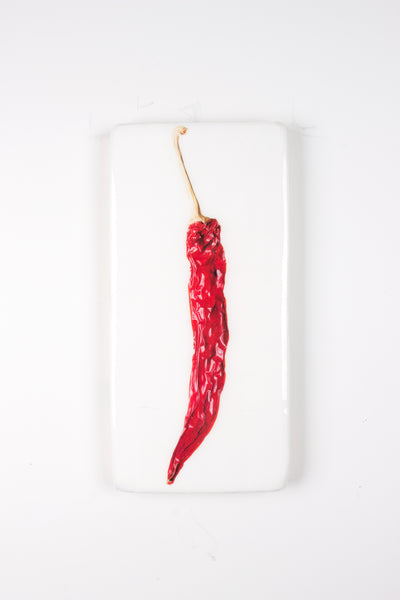Dried chili pepper #1 (40cm x 20cm)