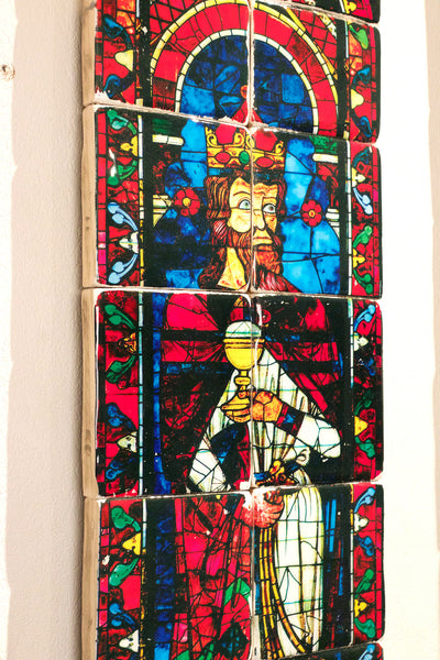 Cathedral windows (200cm x 175cm) - stigerwoods - 4