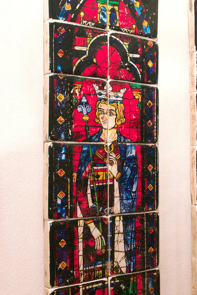 Cathedral windows (200cm x 175cm) - stigerwoods - 5