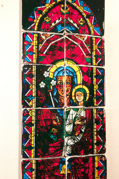 Cathedral windows (200cm x 175cm) - stigerwoods - 8