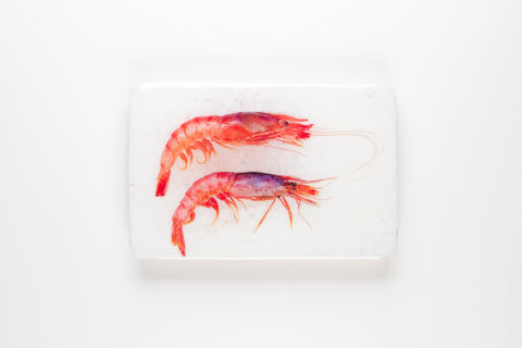 Two spanish shrimps #1 (29cm x 20cm)