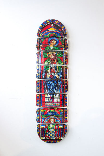 Cathedral skateboard deck 1 - stigerwoods - 1