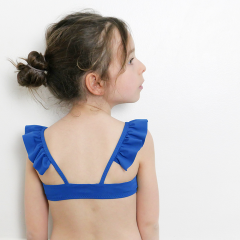 PAULETTE swimsuit - Girl 3/12 - PDF Sewing Pattern