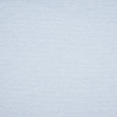 Jersey stretch- micr Rayure 1mm- Bleu/Blanc