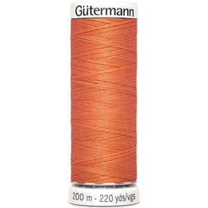 Fil à coudre 200m Persimmon Orange G895