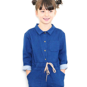 Patron de couture BROOKLYN Combi KIDS PDF 3-12