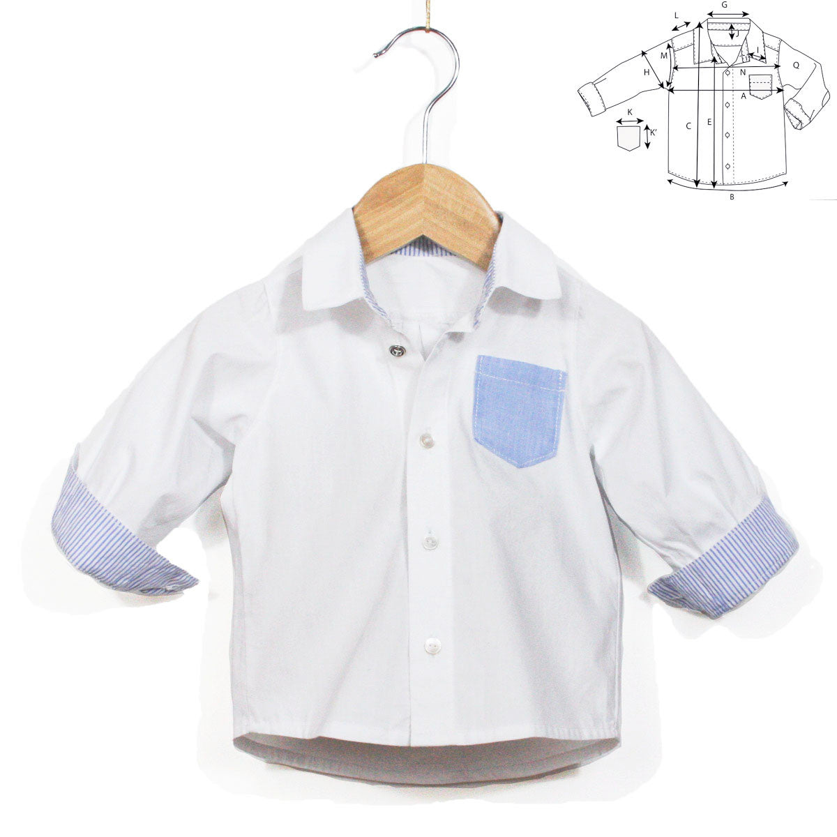 Coupe chemise homme pdf