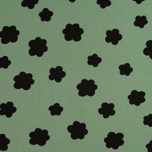 Sweat BIO Fleurs - Green