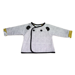 Pochette patron de couture GRAND'OURSE Kids Gilet 3-12A