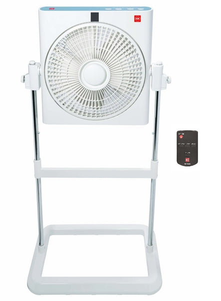 Kdk Box Stand Fan 12 Quot 30cm With Remote Control Sc30h