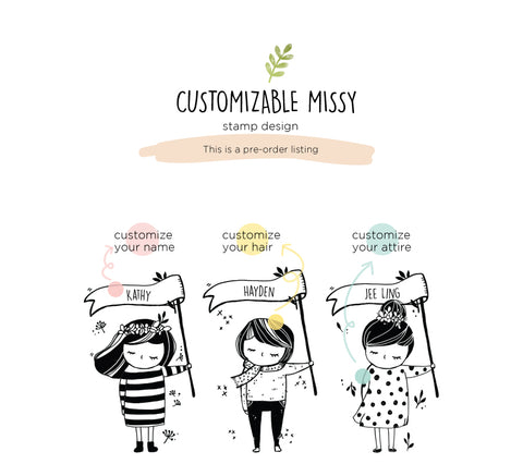 Missy (Customizable) - Batch 04/ Oct '20