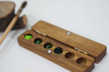 Wooden Travel Palette