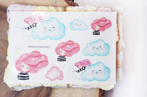 Dream Cloud (Mini Sticker Sheet)